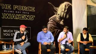 Blume Day 2016 - Fireside Chat with Arunabh Kumar, Founder of The Viral Fever (TVF)