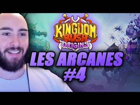 Vidéo d'Alderiate : [FR] ALDERIATE - KINGDOM RUSH ORIGINS - EPISODE 4