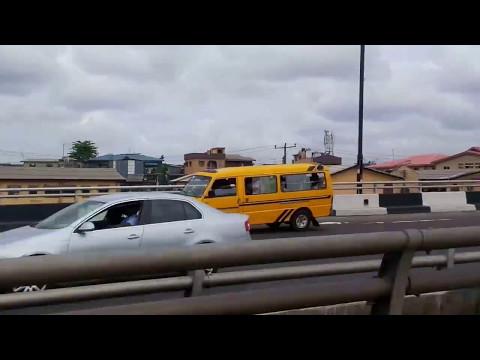 3rd Mainland Bridge Lagos Nigeria