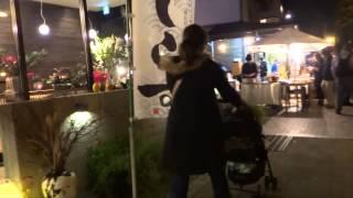 江の島ヨットハーバーから弁天橋 (12.12.23) 帰宅 HD 720p