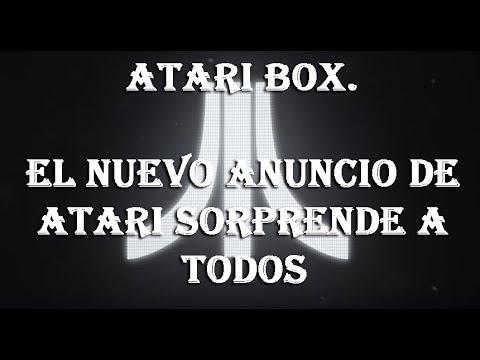 EL REGRESO DE ATARI CON ATARI BOX  ANÁLISIS Y REFLEXIONES