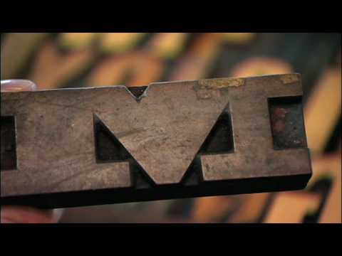 TYPEFACE: Official trailer #2