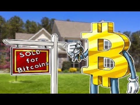 Buy Real Estate Using Bitcoin!