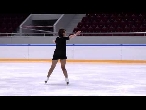 Yulia Semina A.N.Mishins Cup 2016 artistic programm