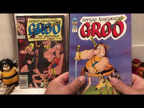 Download Groo the Wanderer comic haul.