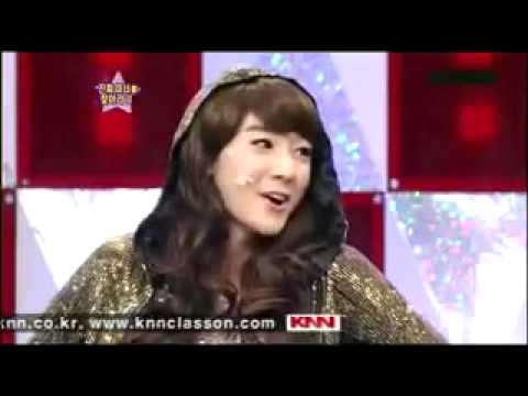 Kevin(U-Kiss) Se Transforma En Jessica(SNSD)