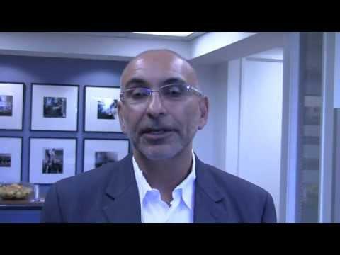 Promod Haque at the IBM Global Entrepreneur Initiative: Norwest Venture Partners (NVP)