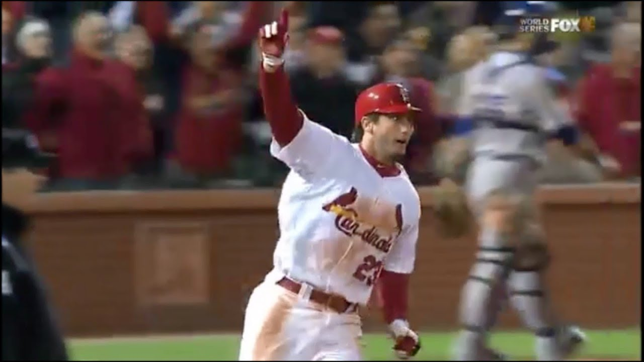 St. Louis Cardinals All-Time Franchise Highlights Part 3 of 4: 2004-2011