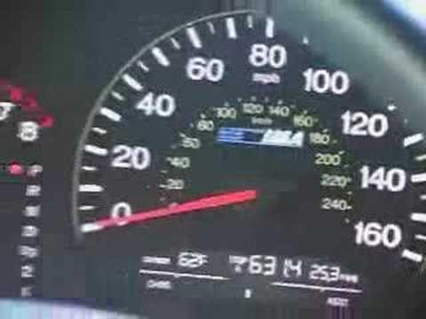 2006 Honda Accord Hybrid Road Test   Car Nut TV