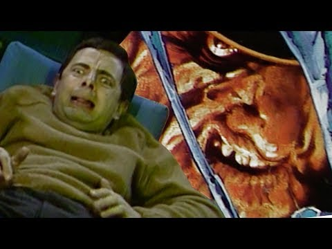 NIGHTMARE Bean  | Funny Clips | Mr Bean Official