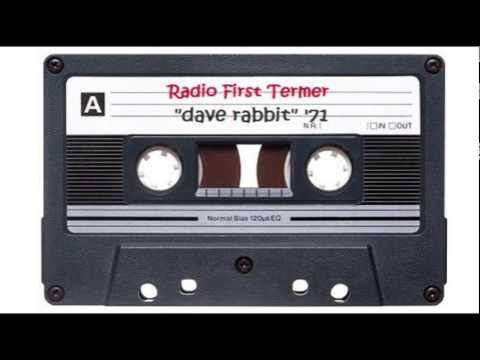 Radio First Termer 'Dave Rabbit' (Vietnam 1971)