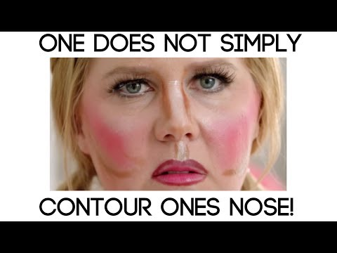 THE BIGGEST NOSE CONTOURING MISTAKE EVEYRONE MAKES