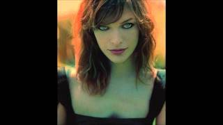 Watch Milla Jovovich Flashlight video