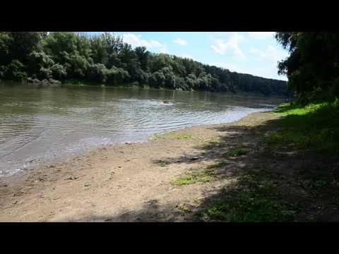 River Tisza Hungary