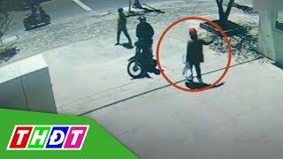 Nhận dạng 2 kẻ nổ súng cướp ngân hàng ở Khánh Hòa | THDT