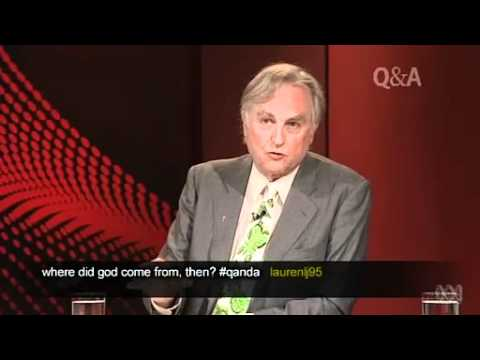 Richard Dawkins vs. Cardinal Pell - Atheism vs. Catholicism || Q&A Easter Special 2012