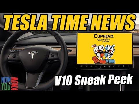 Tesla Time News