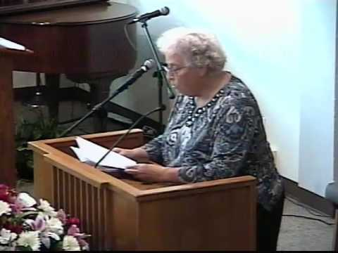 2016/07/19 Stephen's  Funeral - Pastor Brad Williams