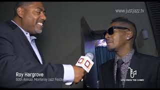 Live From The Lobby I Episode #004 I Roy Hargrove Special
