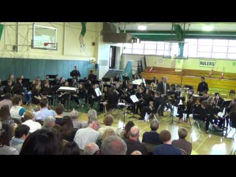 Center Middle School Band 2016 Strongsville, Ohio