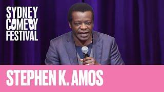Stephen K Amos  Sydney Comedy Festival 2015