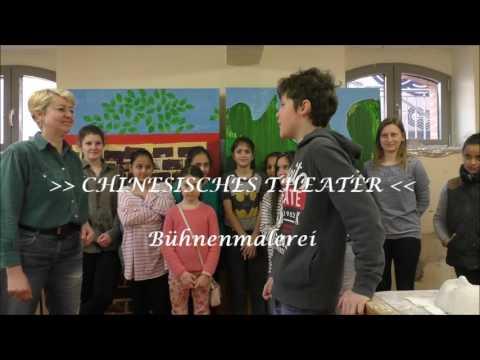 talentCAMPus Neukölln  Entstehungsprozess Chinesisches Theater in der Zürich Schule