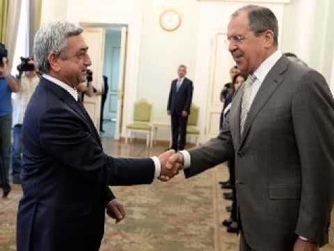 визит Министра иностранных дел России в Армению 22-23 июня