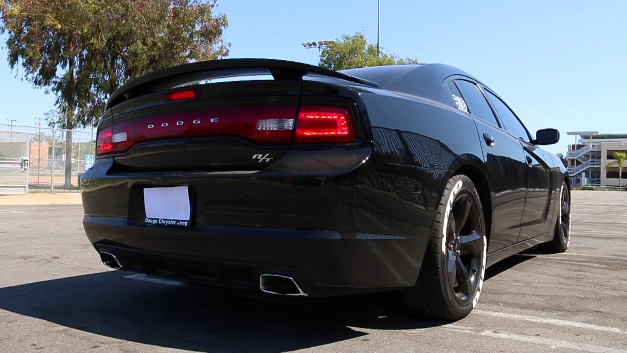 2014 Dodge Charger R/T Kooks headers flow master exhaust ...