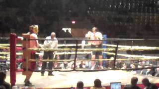 **15 Second Knockout** Full Toughman Contest Fight Video Knocked Out