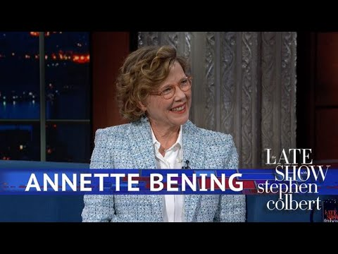 "Annette Bening, speaking for us all, finds the Marvel Cinematic Universe ""slightly confusing"""