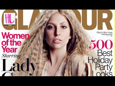 Lady Gaga Slams Her Own 'Glamour' Magazine Cover