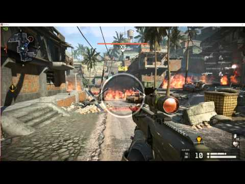 Warface - Testando Mouse Gamer - Cooler Master Mizar