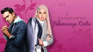 Selamanya Cinta - Shila Amzah & Alif Satar (OST Suri Hati Mr Pilot)