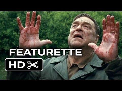 The Monuments Men Featurette - Lost Treasure (2013) - John Goodman Movie HD