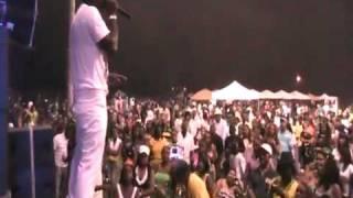 SINGING MELODY (Live Performance - Atlanta Jerk Festival)