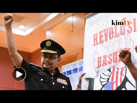 Isu 1MDB-DOJ: Biar polis siasat, kata SPRM