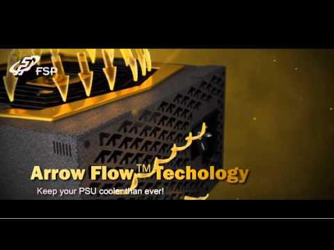 FSP Group AURUM / AURUM Pro / AURUM Xilenser Series 80 Plus Gold Power Supply
