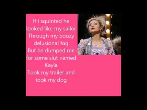 Ireland legally blonde the musical instrumental with lyrics