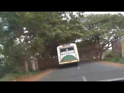 Ramachandrapuram Road from Rajamundry  East Godavari  District Andhra Pradesh India