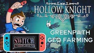 Farming 3k+ Geo per hour in Hollow Knight - Nintendo Switch Gameplay Tip