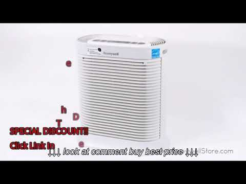 Honeywell HPA204 True HEPA Allergen Remover Review +1 Honeywell HPA204 True HEPA Allergen Remover