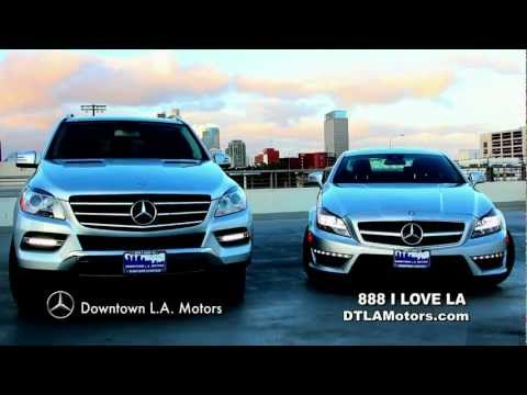Downtown La Motors >> Downtown La Motors Mercedes Benz Commercial Youtube