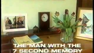 The Man With The 7 Second Memory   ITV1