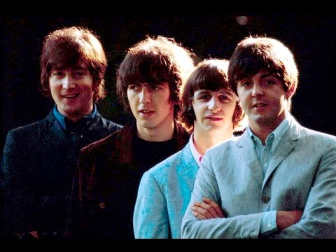 The Beatles clip
