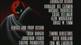 Final de batman the animated series