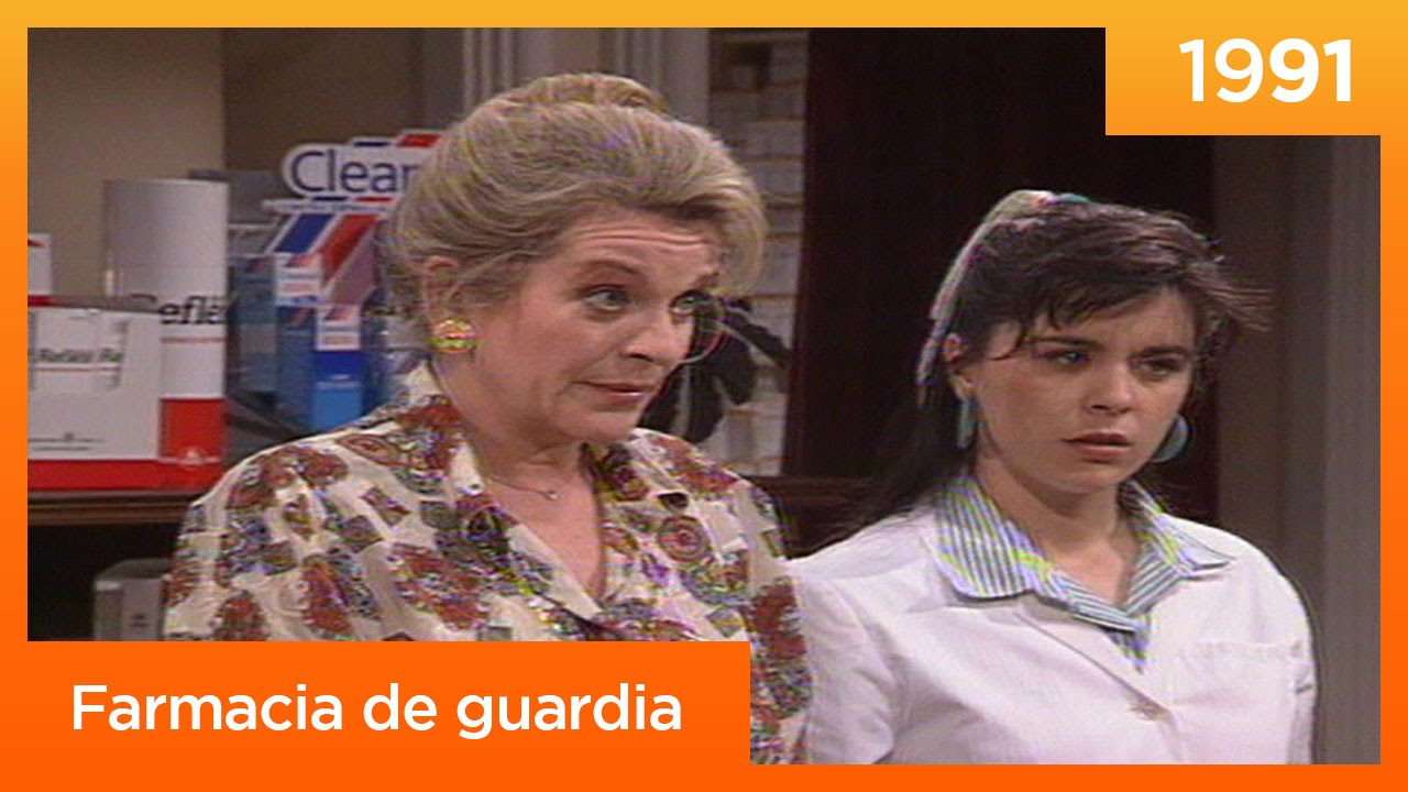 Farmacia de guardia una serie de xito en 1991 en antena 3 youtube - Farmacia de guardia silla ...