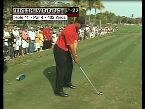 Tiger Woods 2005 Doral