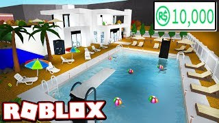 THE 10,000 ROBUX AUTUMN DESIGNER CONTEST!!! (Roblox Bloxburg)