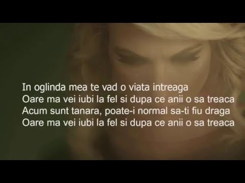 Amna feat Robert Toma- In Oglinda (versuri) by Aby