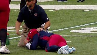 Johnny Manziel Head Injury | AAF Week 8